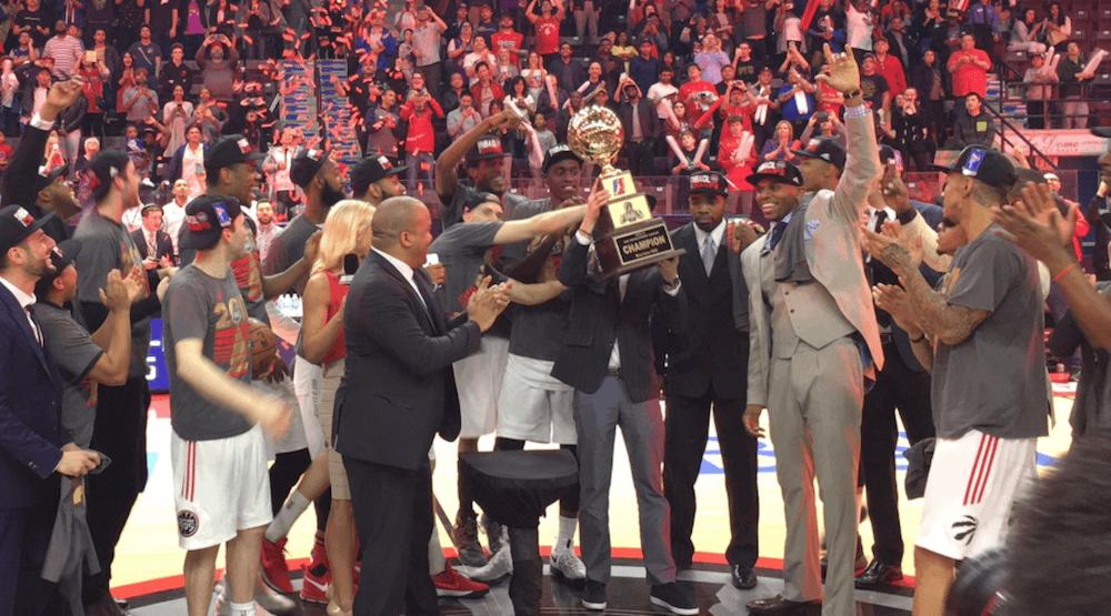 Raptors 905 win NBA D-League Championship