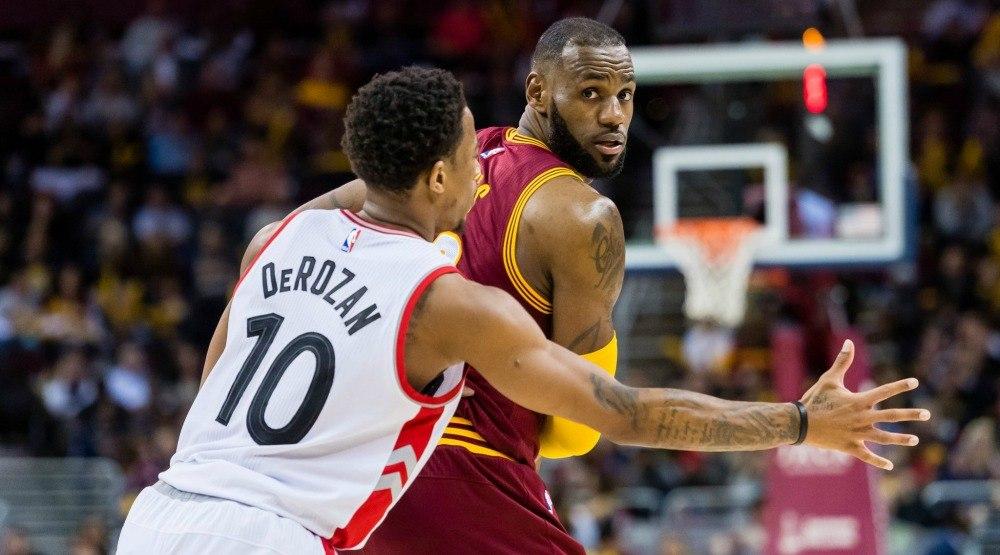 Raptors' second round playoff schedule released
