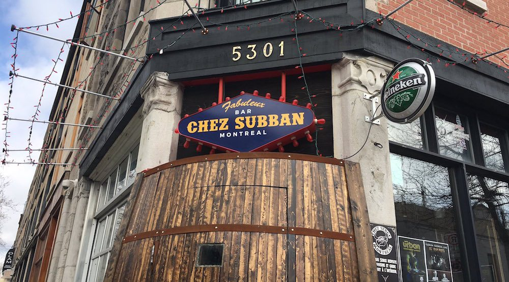 """Montreal bar changes name to """"Chez Subban"""" and PK loves it"""