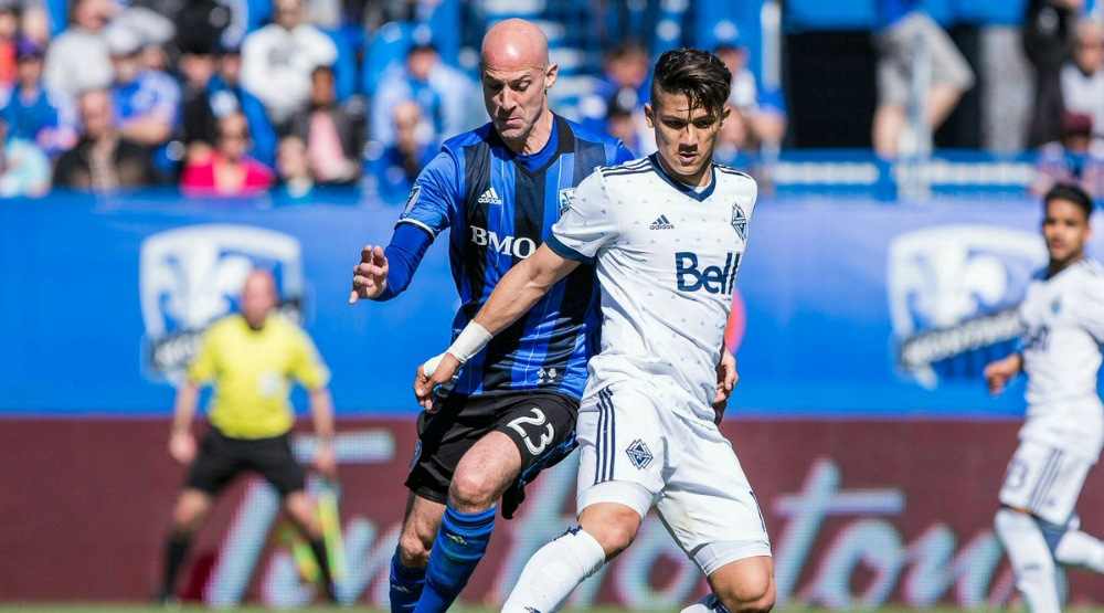 Whitecaps earn comeback road win in Montreal