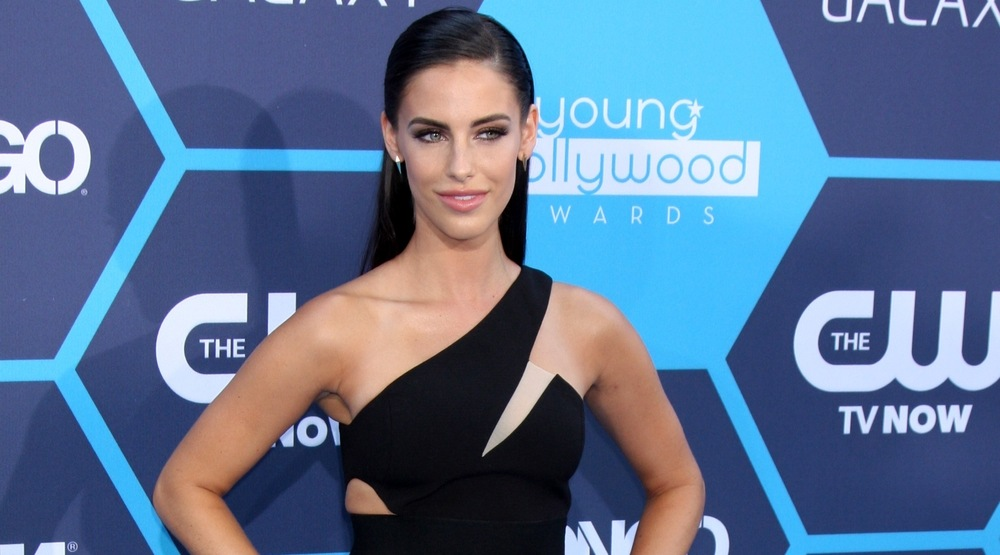 Jessica Lowndes at the 2014 Young Hollywood Awards at the Wiltern Theater on July 27, 2014 in Los Angeles, CA
