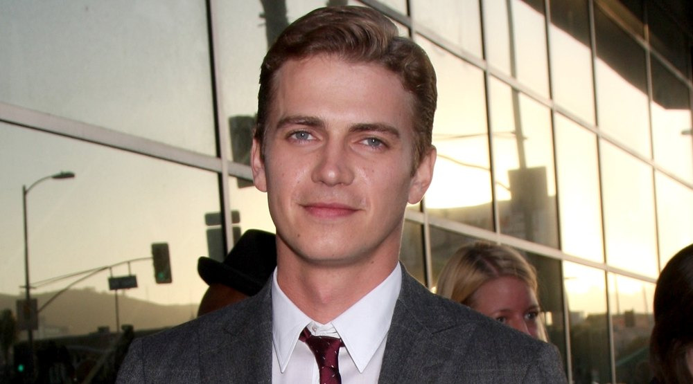 """Hayden Christensen. arrives at the """"Takers"""" World Premiere at ArcLight Cinerama Dome Theater on August 4, 2010 in Los Angeles, CA"""