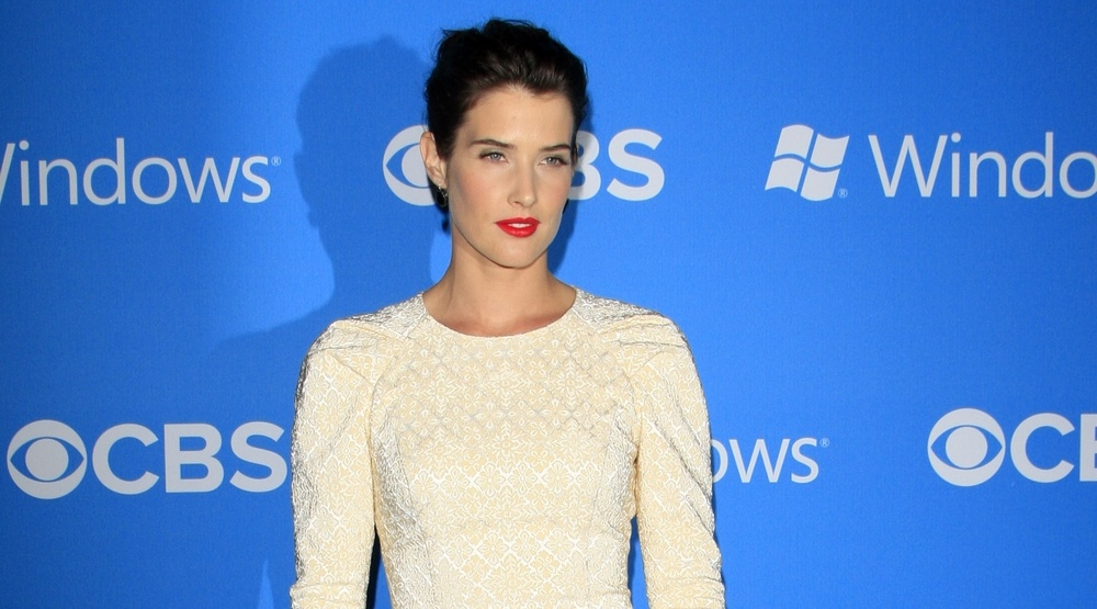 Colbie Smulders at the CBS 2012 Fall Premiere party at Greystone Manor on September 18, 2012 in Los Angeles, California