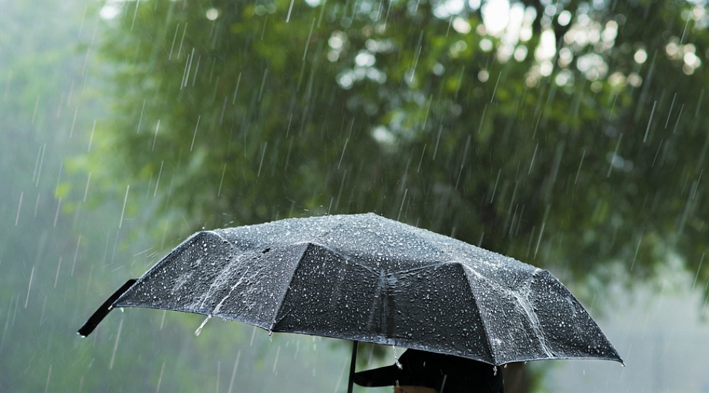 Last month was the fourth rainiest April in Metro Vancouver history