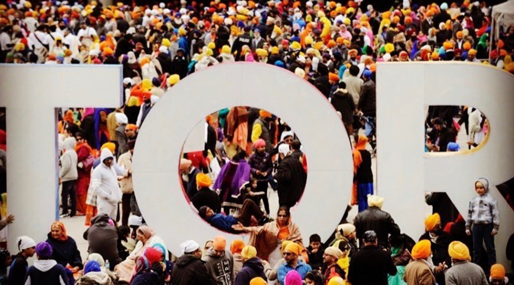 Tens of thousands turn out for Khalsa Day Celebrations in Toronto (PHOTOS)