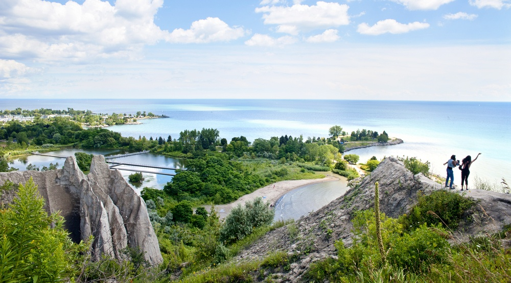 These are the best hiking trails in Toronto