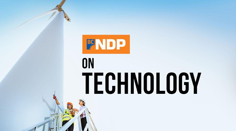 BC Election 2017: BC NDP and technology in detail
