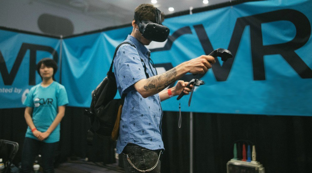 Try these next level gaming VR and AR experiences at CVR