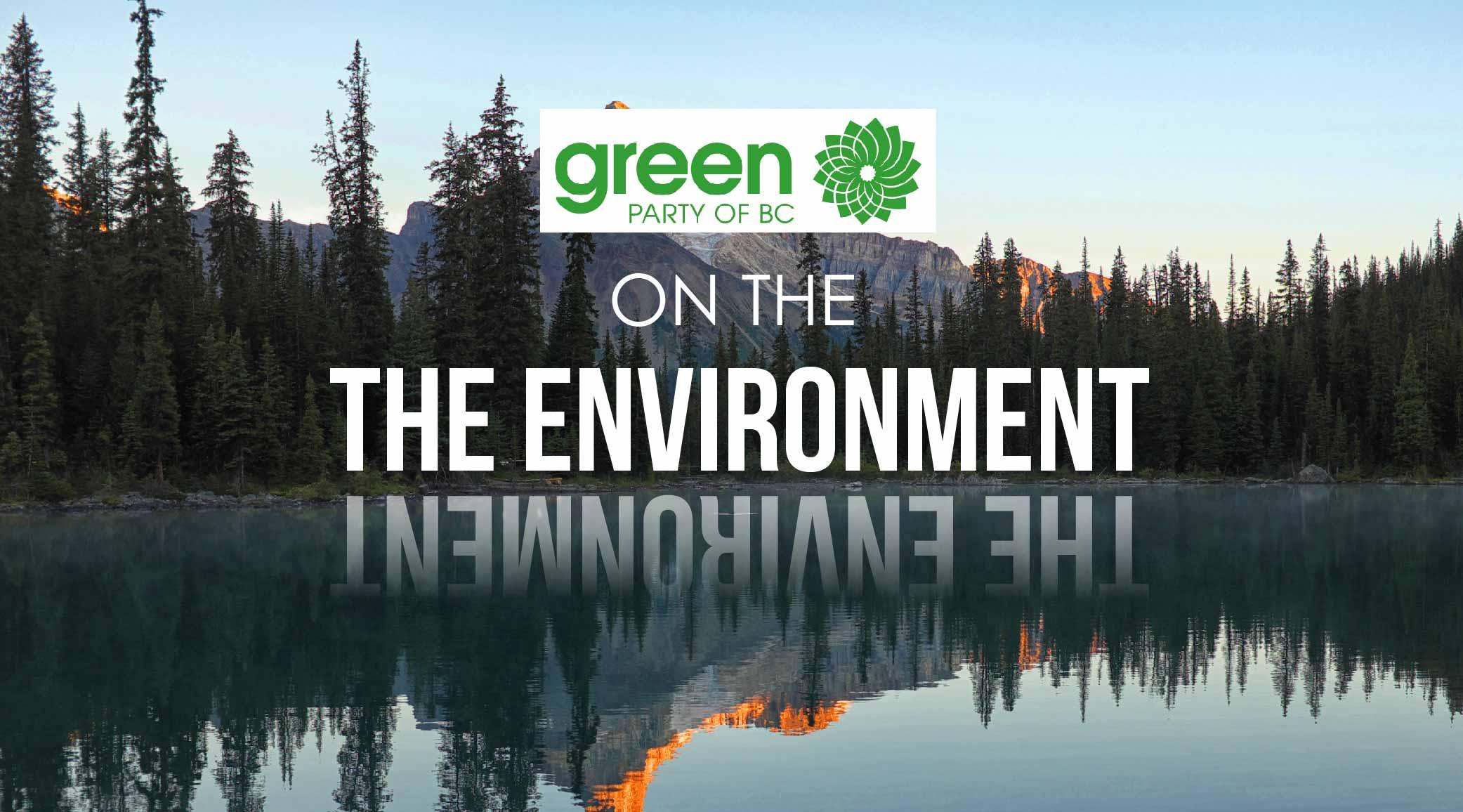 Greens environment
