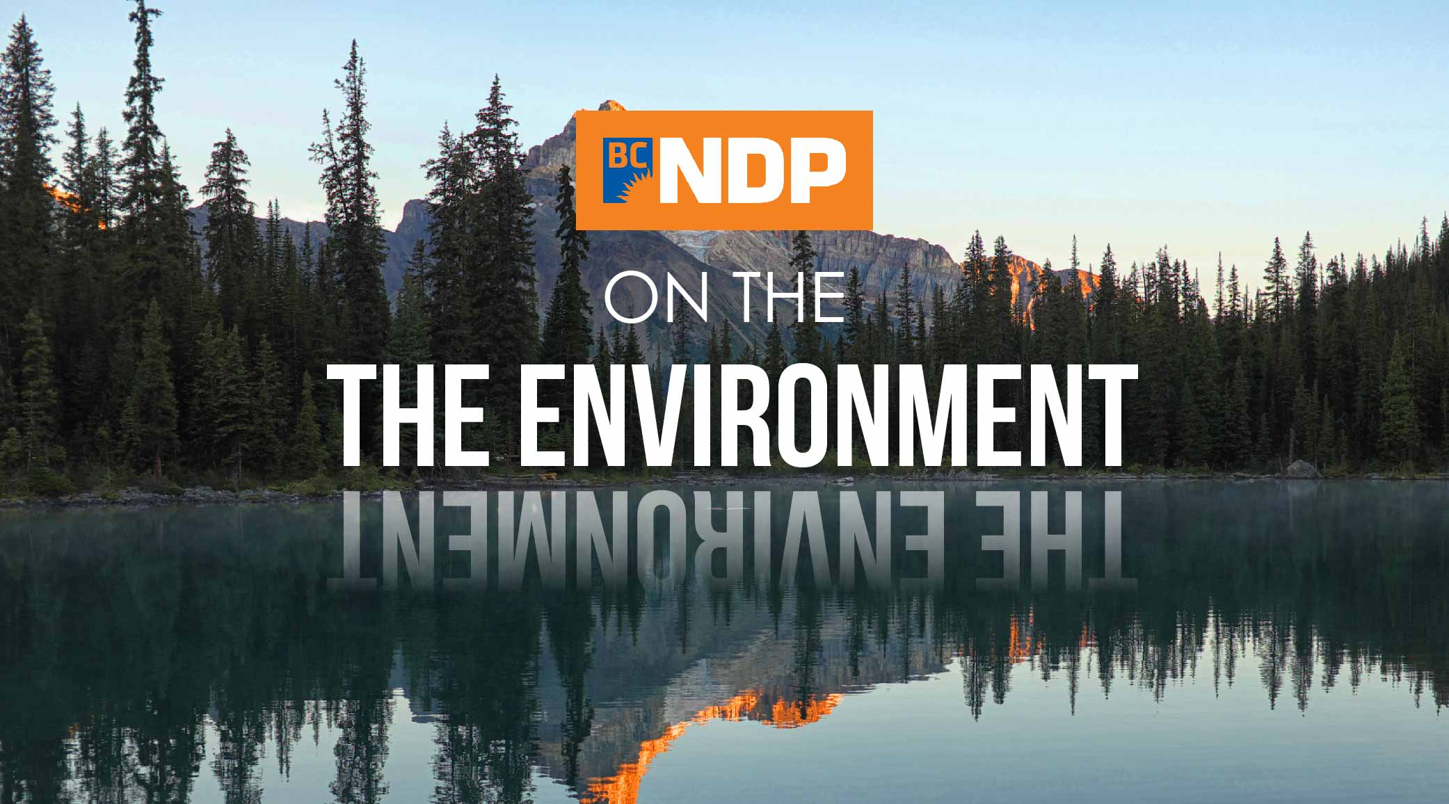 BC Election 2017: BC NDP and the environment in detail