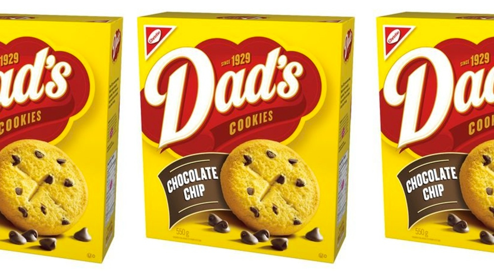 You're not tripping: Dad's stopped making chocolate chip cookies