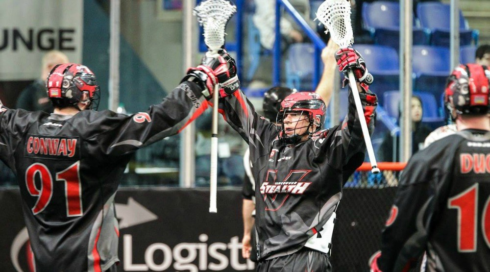 Vancouver Stealth to host first-ever home playoff game on Saturday