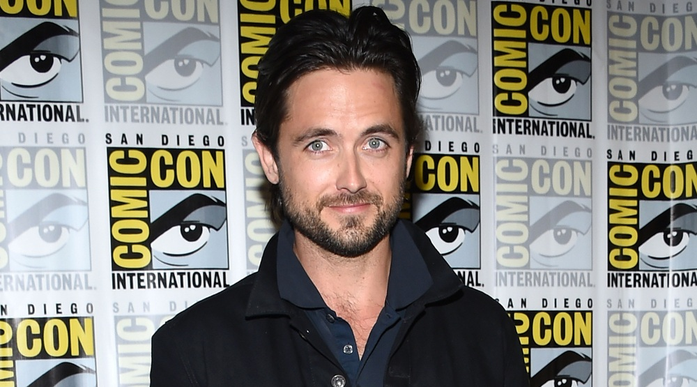 Justin Chatwin arrives to the Comic Con 2016 - CBS PhotoCall on July 22, 2016 in San Diego, CA
