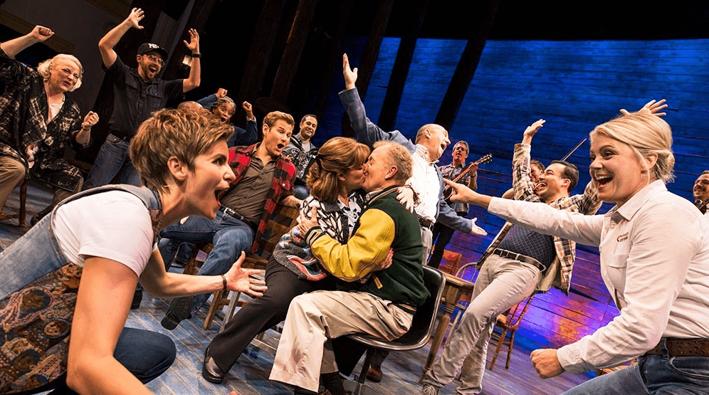 """Canadian play """"Come From Away"""" lands 7 Tony nominations"""