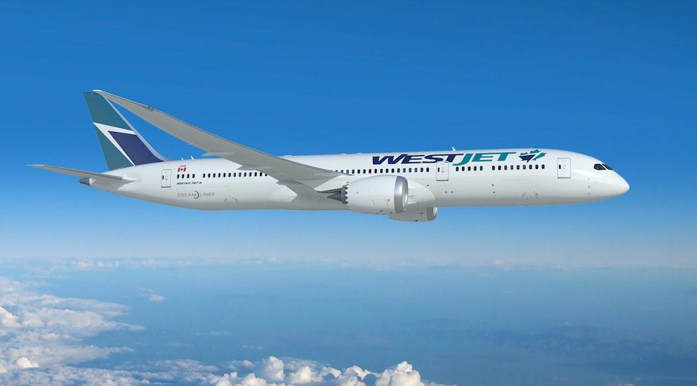 Westjet boeing 787 9 dreamliner 1
