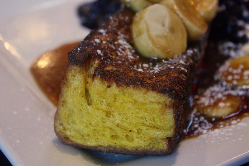 Joe Fortes Brunch_French Toast