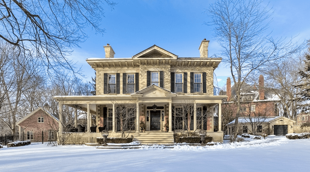 Former Toronto Mayor's home for sale… for $18M (PHOTOS)
