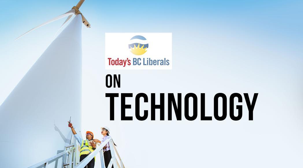 Bc liberals tech