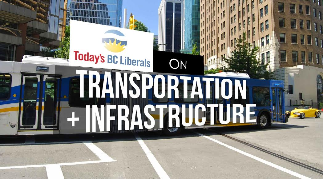 Bc liberals transportation