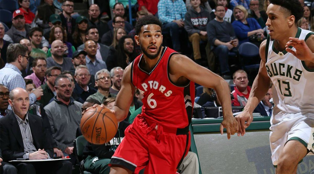 Report: Raptors trade Canadian Cory Joseph to Pacers for CJ Miles