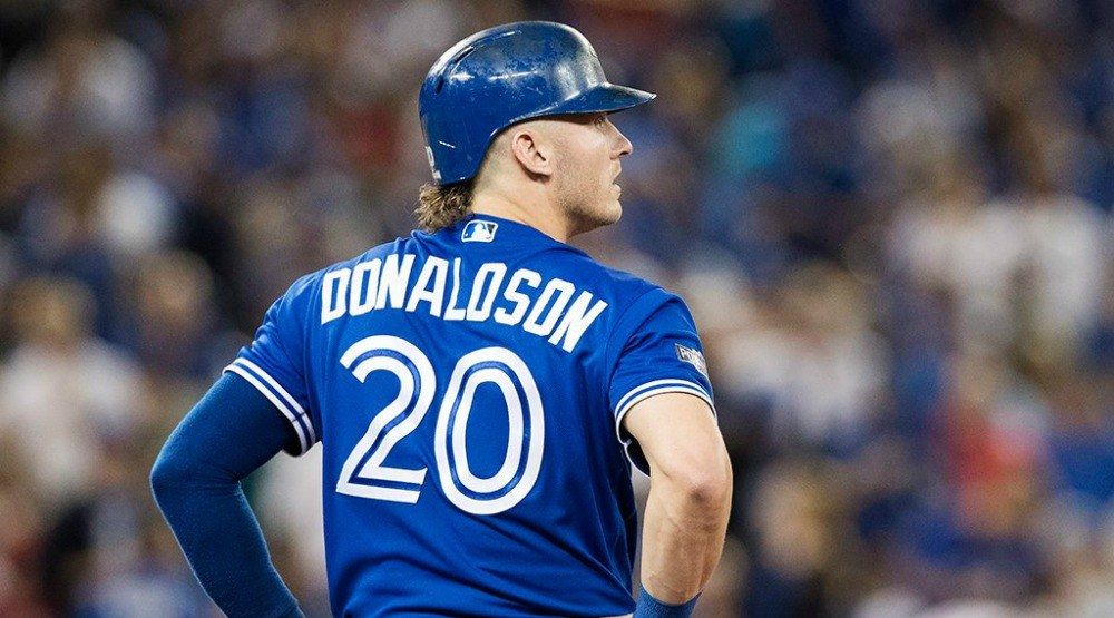 Report: Cardinals will try to trade for Blue Jays' Josh Donaldson