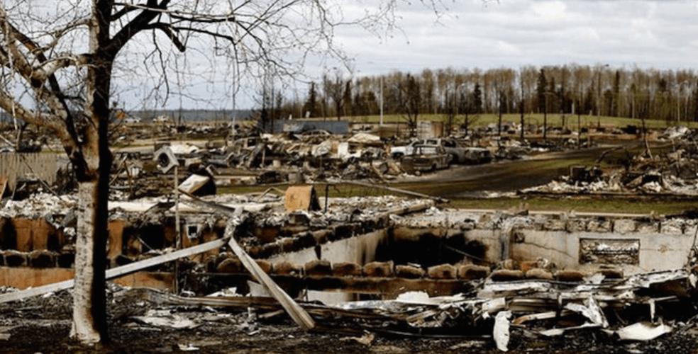 Fort mac aftermath