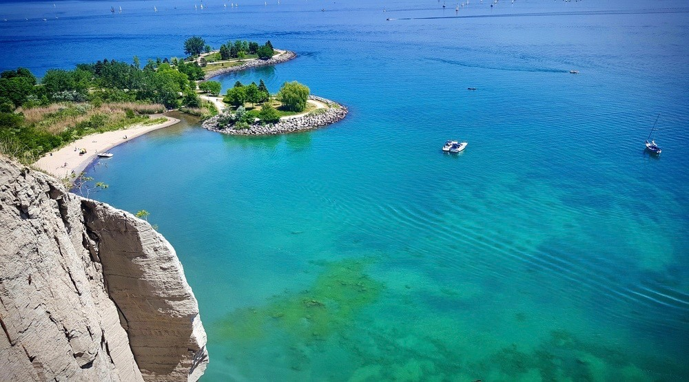 Not bluffing: Scarborough Bluffs Park officially renamed