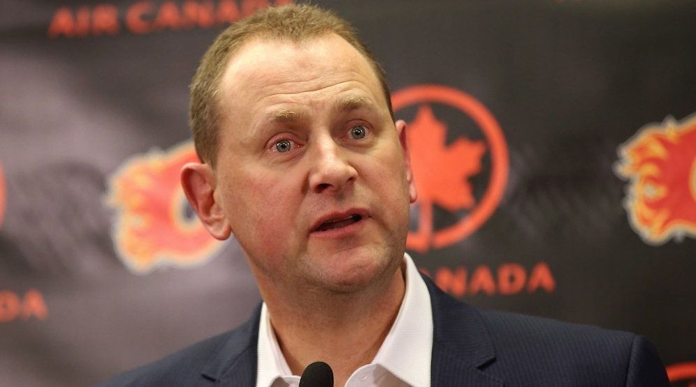 Brad Treliving contract extension a no-brainer for Flames