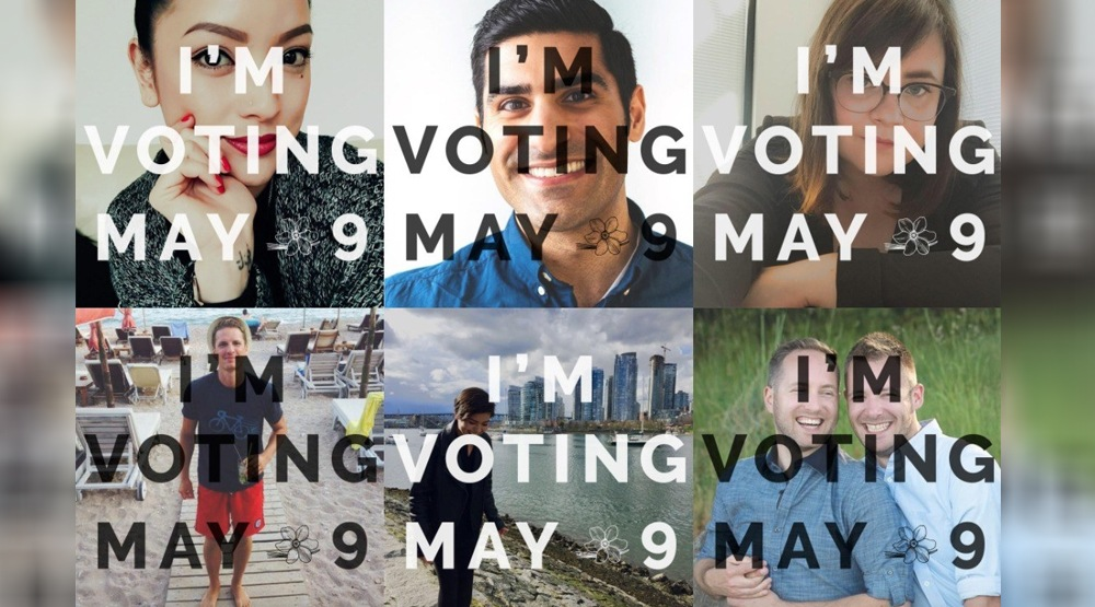 Im voting