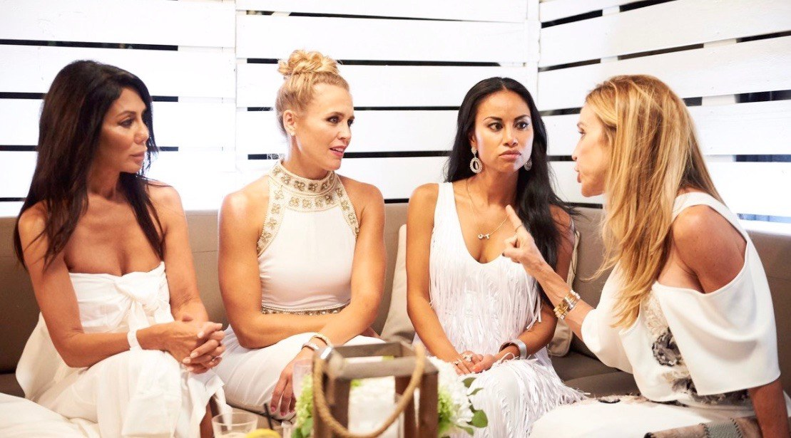 The Real Housewives of Toronto recap, Episode 9: Denial is a river in Toronto