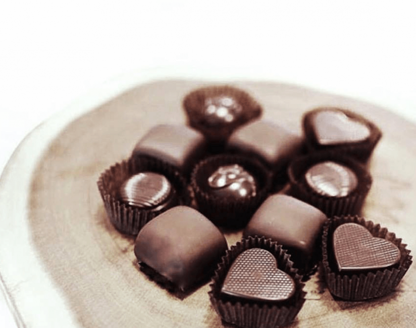 Friendly_Zimt Chocolates
