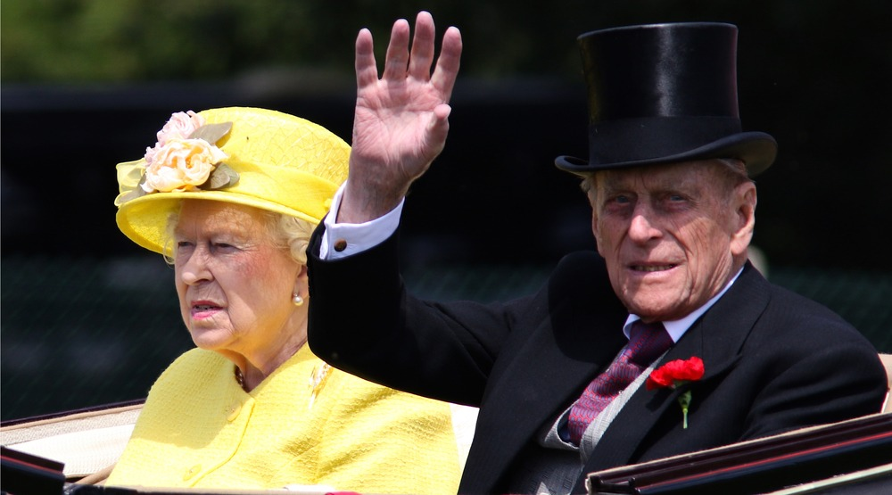 Prince Philip, Duke of Edinburgh, stepping down from public role