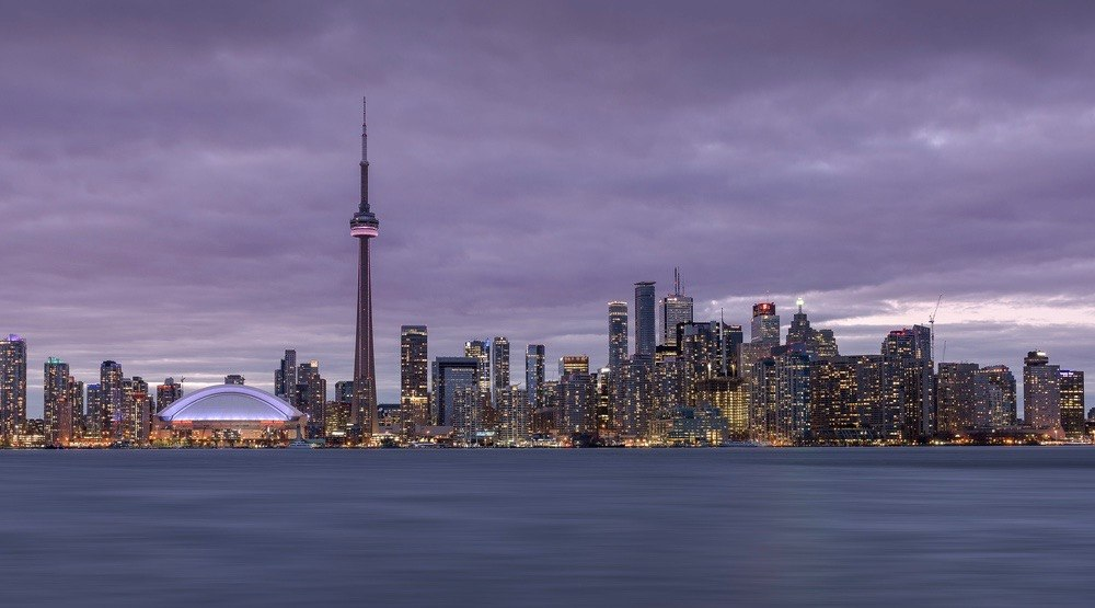 Rainfall warning in effect for the city of Toronto