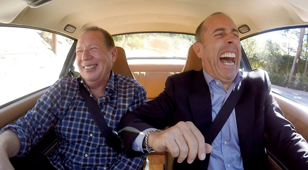 Jerry Seinfeld is headlining Just For Laughs 2017
