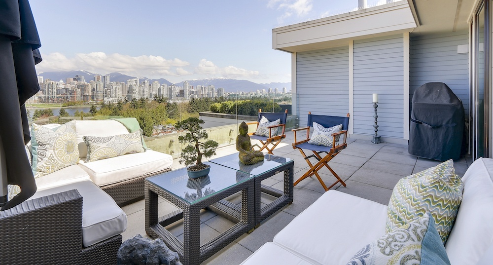 Open House: Style meets substance in this Fairview penthouse