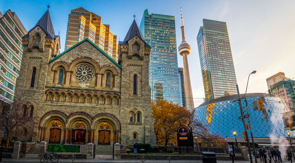 Jane's Walk will give you plenty of reasons to stroll around Toronto this weekend