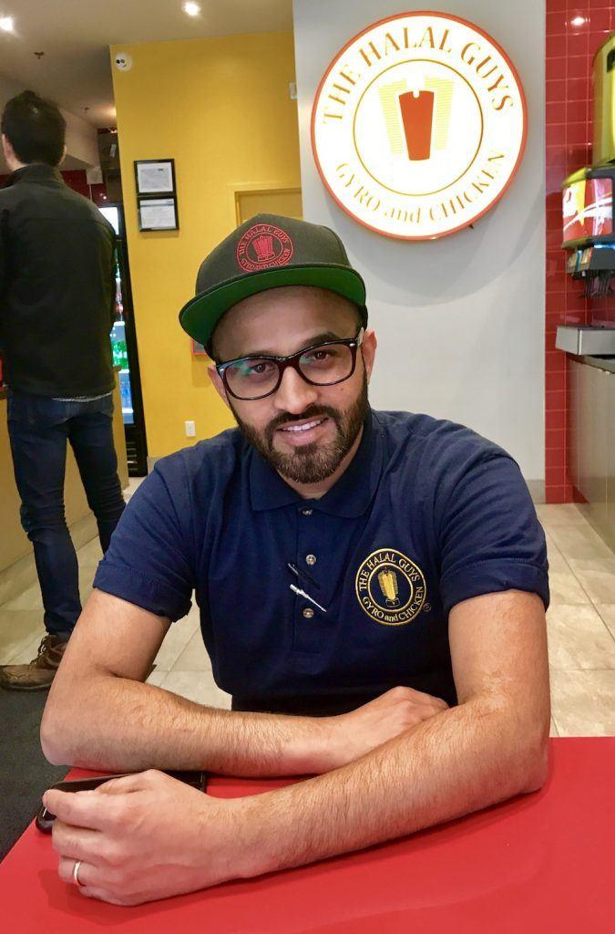 Halal Guys/Jesse Ship