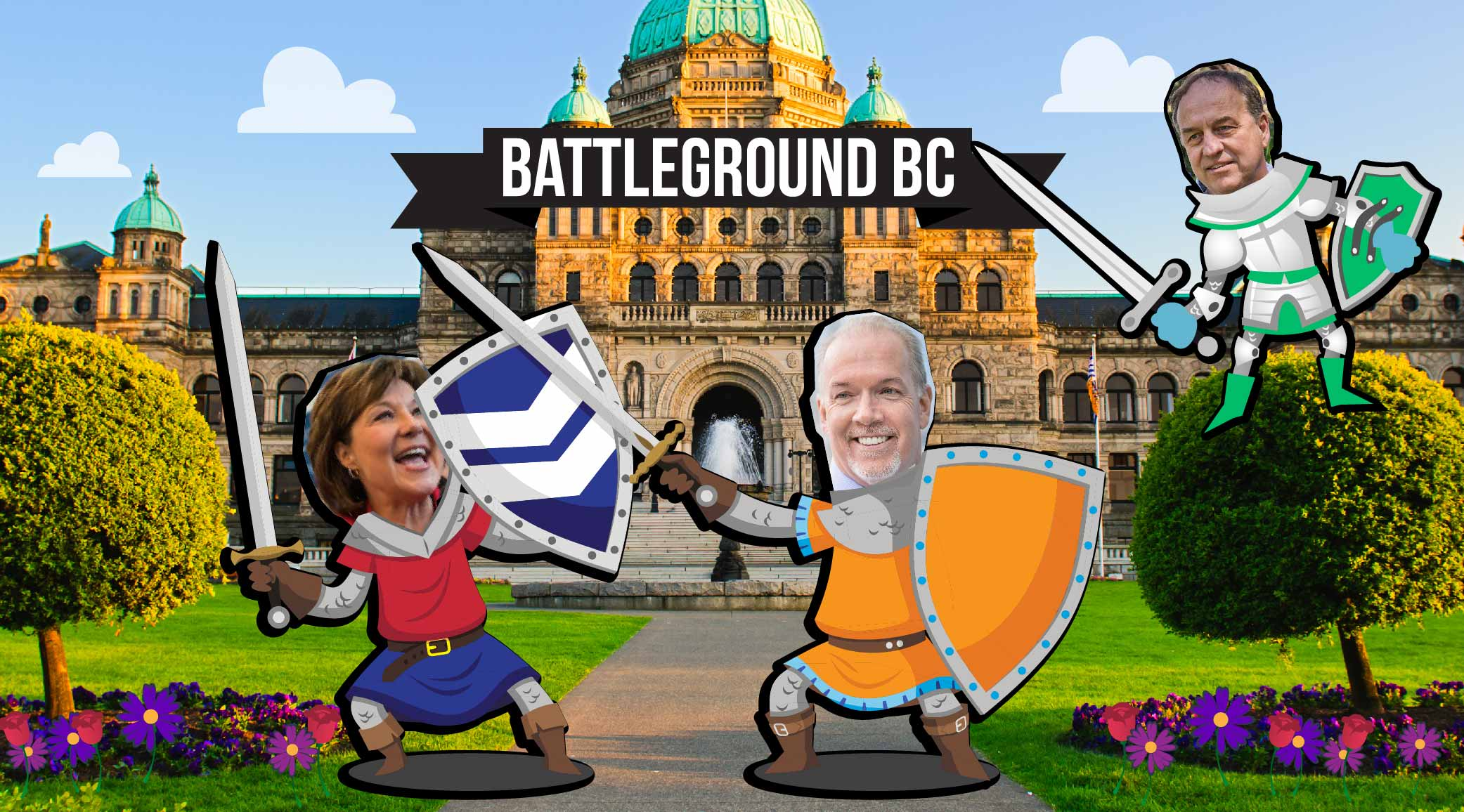 Everything to read before you vote in the BC election