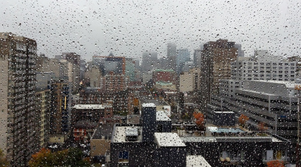 Environment Canada issues major rainfall warning for Metro Montreal