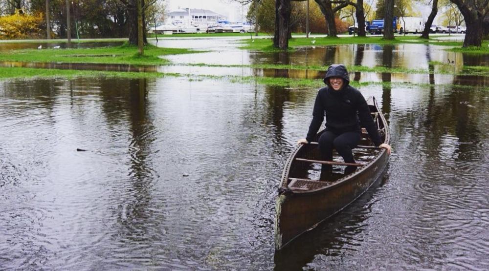 Epic rainfall causes Toronto to flood (PHOTOS)