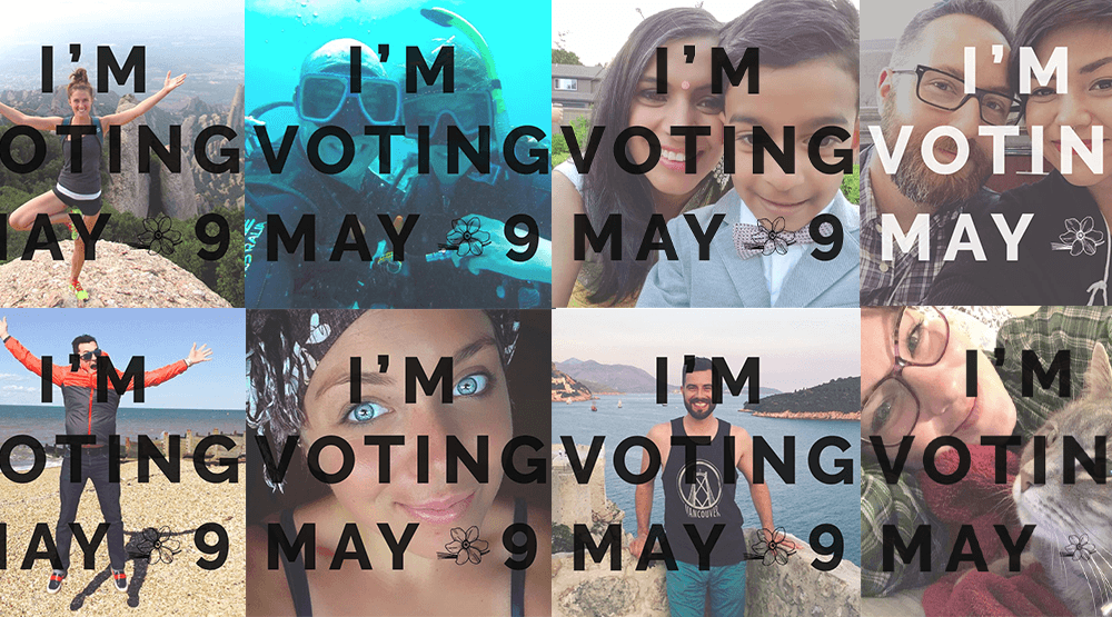These young British Columbians are voting in Tuesday's election, are you?