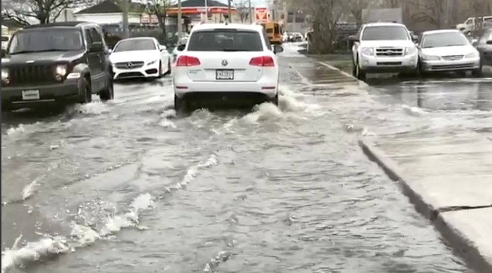 11 photos and videos of the flooding around Montreal