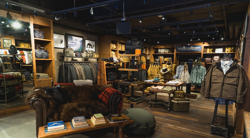 Why after 120 years American heritage brand Filson expanded to Canada