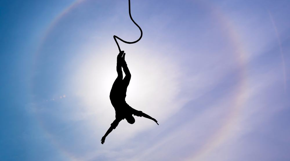 bungee jumper (mbolina/SHutterstock)