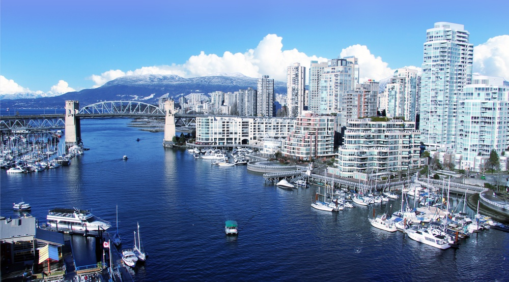 Vancouver view of false creek hannamariahshutterstock