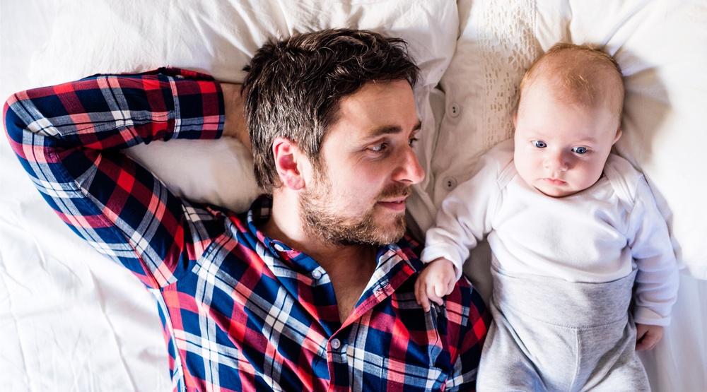 Father and child halfpointshutterstock