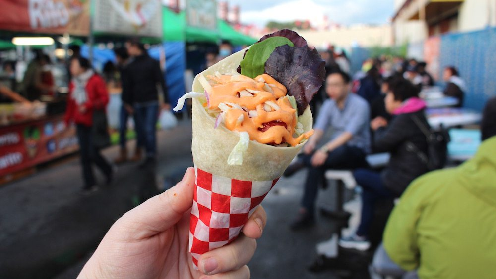 Everything you need to eat and drink at the Illumination Summer Night Market (PHOTOS)
