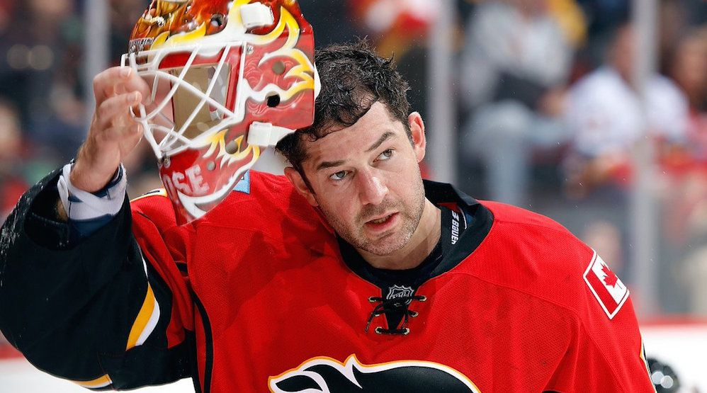 The Flames should part ways with goalie Brian Elliott