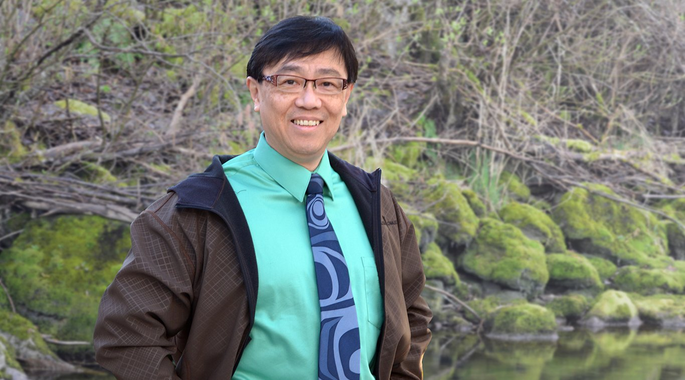 BC Greens candidate David Wong: It's heartbreaking to think how few people actually vote