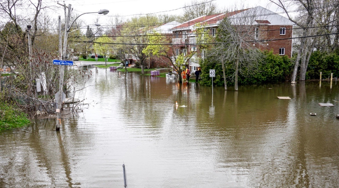 Montreal declares state of emergency as flooding takes over city
